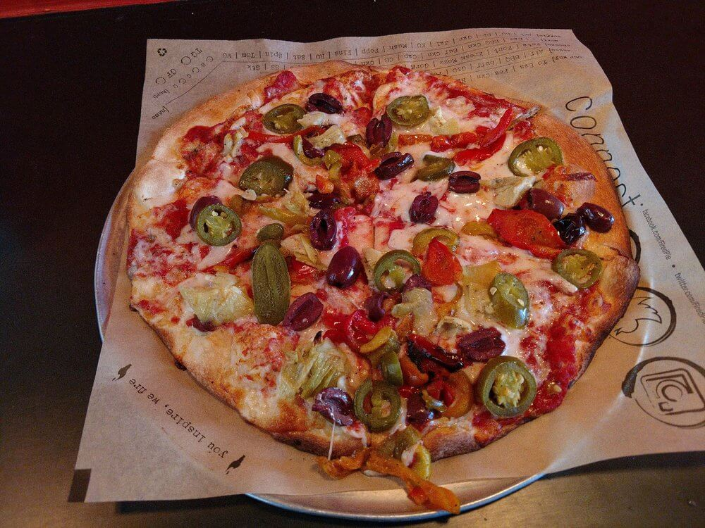 Phoenix Arizona Restaurant Pizza